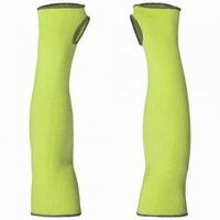 Manau-5 LEVEL-D neon armbeschermers 45 cm, hittebestendig