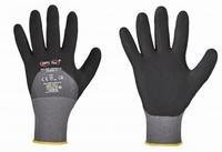Maxiflex Liquimates PU/Nitril-foam, stretch, ademend, hitte