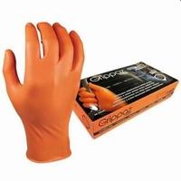 M-Safe nitrile 3280 handschoenen, ongepoederd, Cat.2