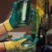 Showa Grip handschoen, Cat.2, nitril coating Paar