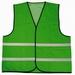 Veiligheidsvest reflecterend groen / blauw EN471