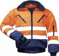 Pilotjack signaal Norway oranje, geel of groen