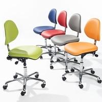 Global Aktiv Multi-Maestre werkstoel multifit stuks