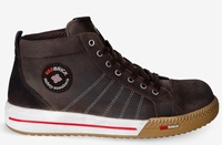 Redbrick Smaragd Safety Sneaker Hoog S3 (Brown)