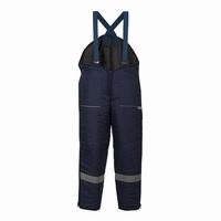 IBV broek Kontrast-Plus vrieshuis Safety Reflex orderpicker