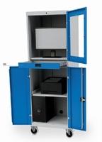 Computerkast  B&H werkplaats (mobiel) stuks