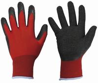 BlackGrip, 100% Polyester , fijngeweven latex-wrinklecoating Paar