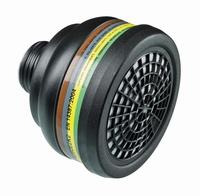 Multi-range filter ABEK ademhalingsfilter uitwisselbaar