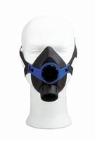 Halfgelaatsmasker zonder filter EPDM