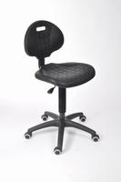 Ambaegtik I - stabiele gasgeveerde stoel met handgreep   stuks