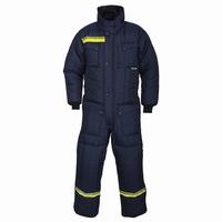 IBV overall Classic-Yellow Safety Reflex vrieshs orderpicker
