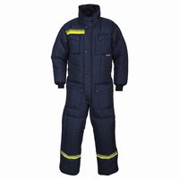 IBV overall Classic-Yellow Safety Reflex vrieshs orderpicker