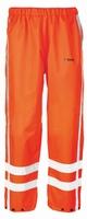 Regenbroek signaal oranje met reflectie RWS +  EN 471 (1,2) stuks