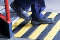 ErgoSoft - Veiligheids - loper PVC - 10 meter rol stuks