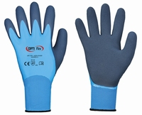 AQUA-GUARDS Food dubbel latex gecoate handschoenen