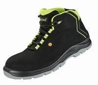 Sneaker Saphiro microfiber, composite neus, metaalvrij, ESD