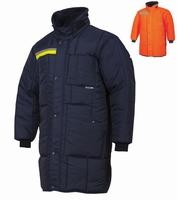 IBV mantel Classic-Yellow Safety Reflex vrieshuis stuks
