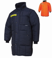 IBV mantel Classic-Yellow Safety Reflex vrieshuis