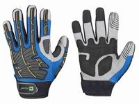 Mechanics handschoen Back Impact Protector paar