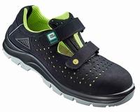 Elysea ESD veiligheids-sandaal, S1P, non-marking, metaalvrij Paar