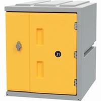 Xtreme 450 kunststof Locker - modulaire kast stuks