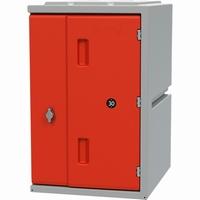 Xtreme 600 kunststof Locker - modulaire kast stuks