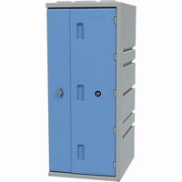 Xtreme 900 kunststof Locker - modulaire kast stuks