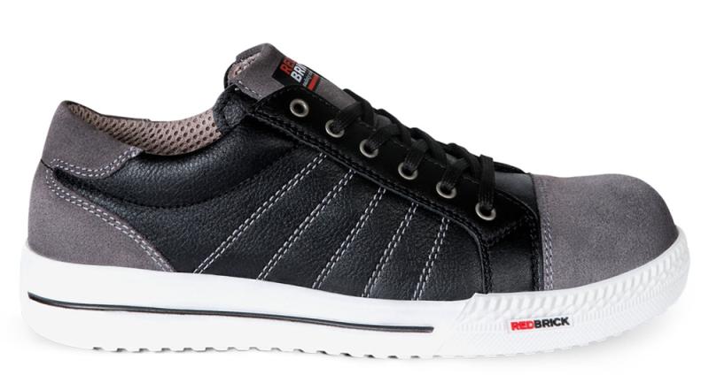 Redbrick Grey-Slate Safety Sneaker Laag S3 (granite grey)