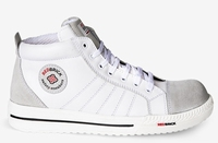 Redbrick Mont Blanc White Sneaker Hoog S3 (Granite grey)