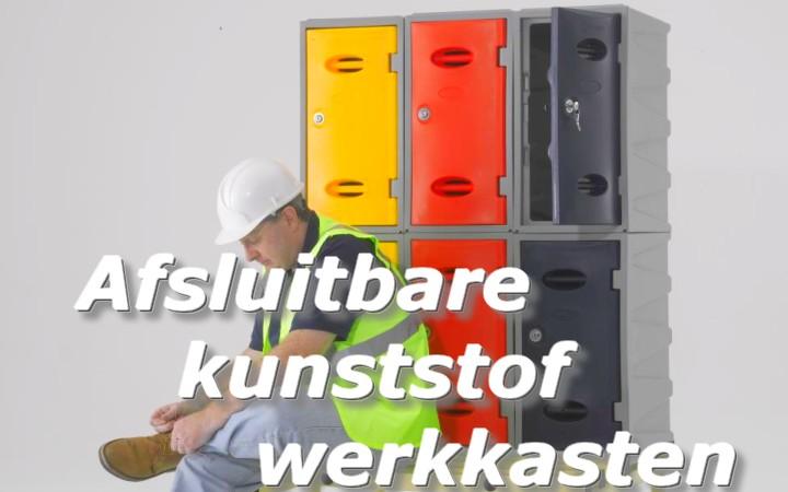 Kunststof Kasten Garage.Kasten Kunststof Lockers