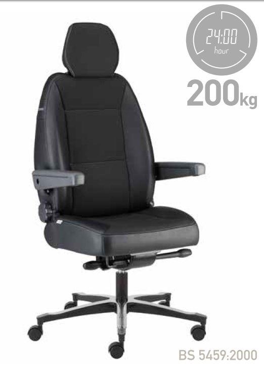 24 H stoelen - Enduring