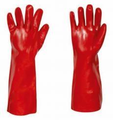 handschoenen van PVC