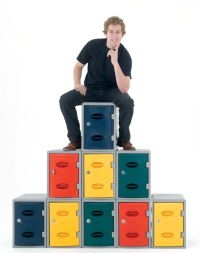 Kasten - kunststof lockers