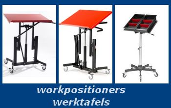 Ideale workpositioner
